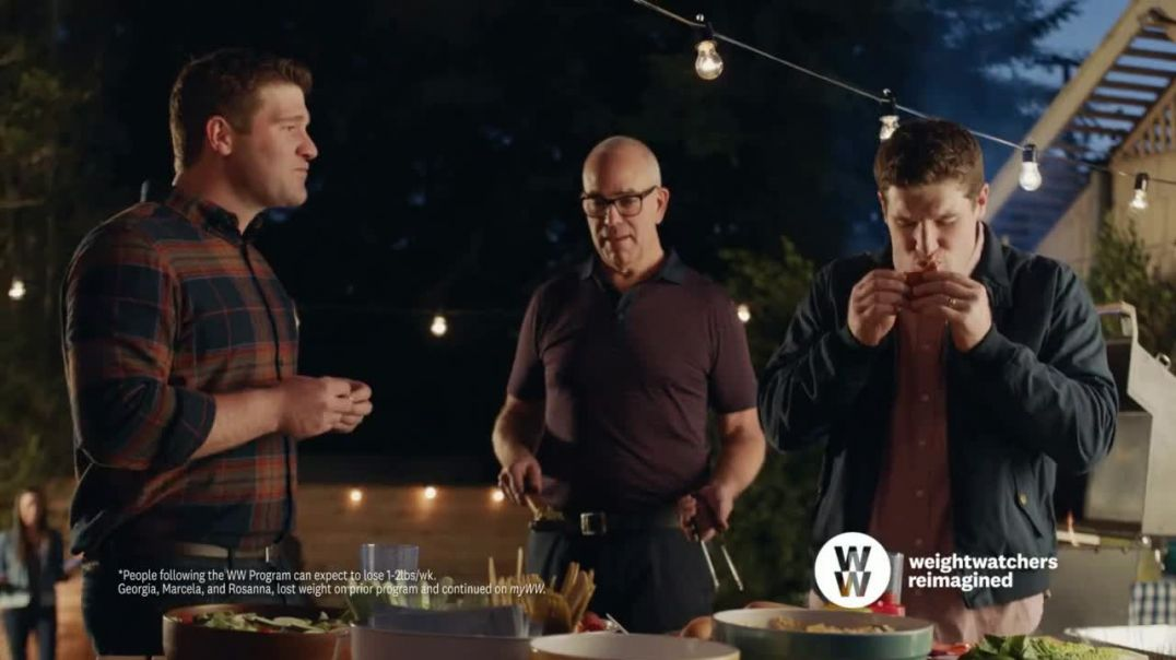 myWW TV Commercial Ad, Member Customization Triple Play Cookbook
