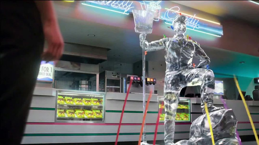 Sour Patch Kids TV Commercial Ad, Movie Theater