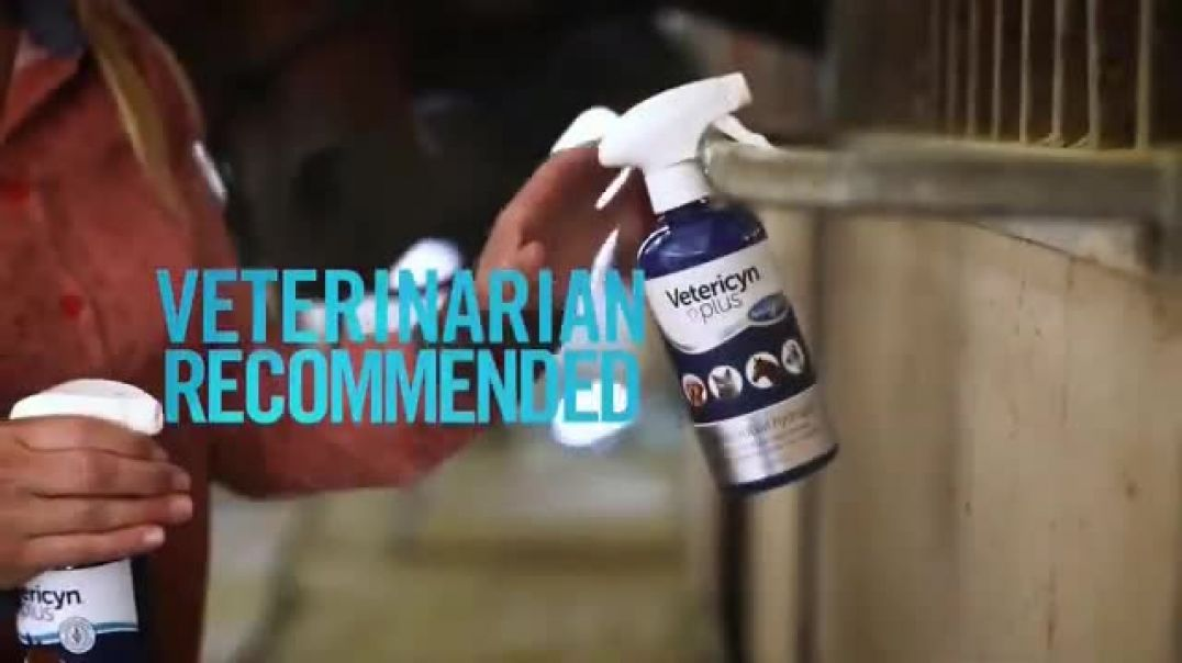 Vetericyn Animal Wellness TV Commercial Ad, Healing and Protecting