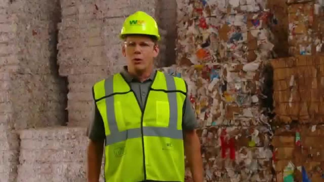 Waste Management TV Commercial Ad 2020, PGA Tour Recycle the Right Way