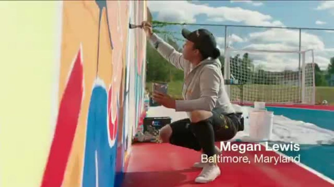Target TV Commercial Ad 2020, Soccer Pitch Artist Partnerships Meet the Makers