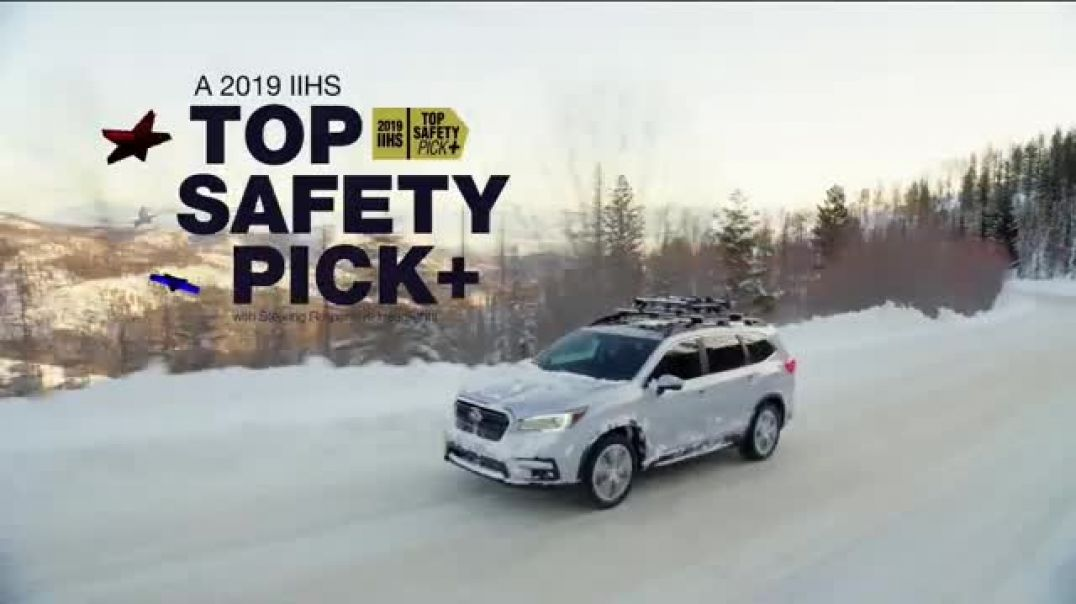 Subaru Washingtons Birthday Sales Event TV Commercial Ad 2020, Feel the Freedom Ascent