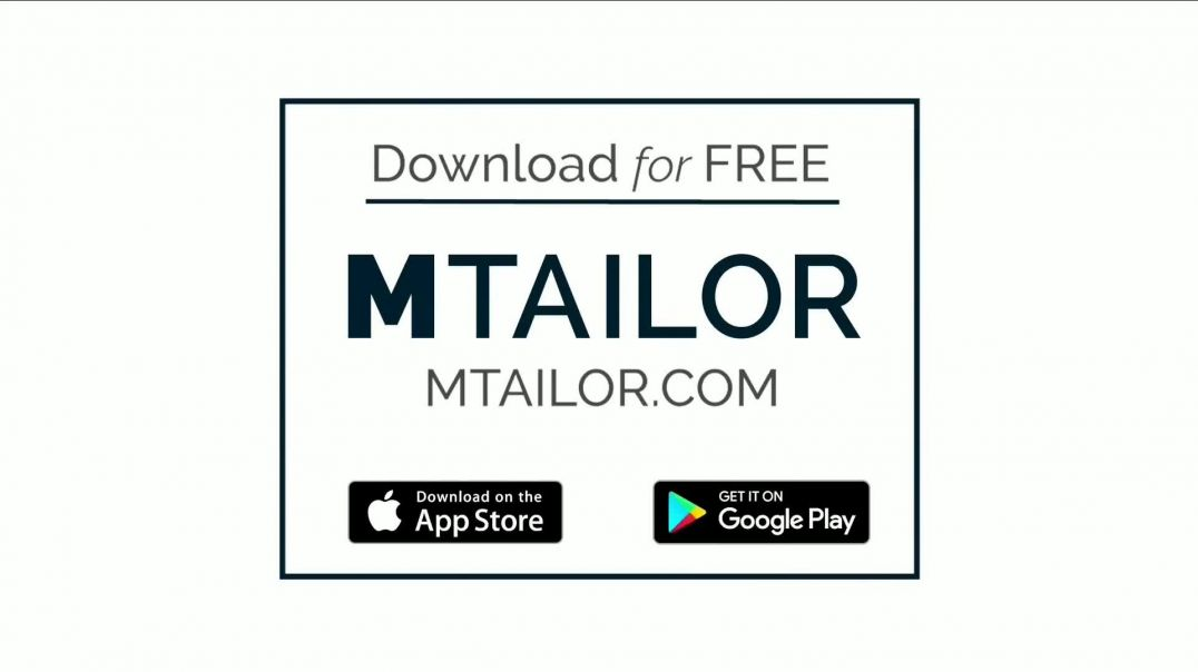MTailor TV Commercial Ad 2020, Custom Jeans