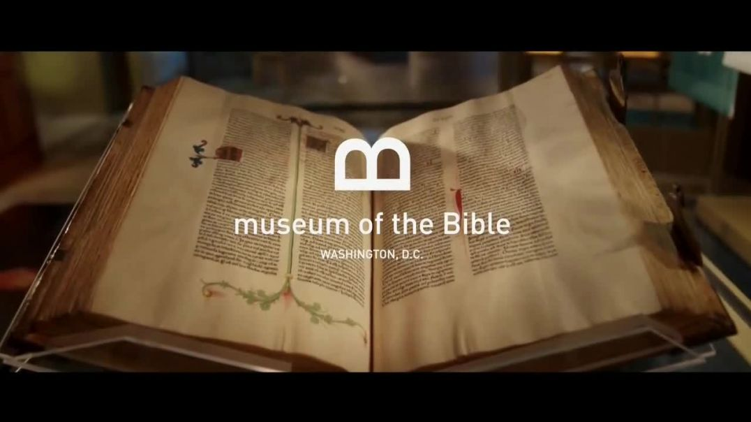 Museum of the Bible TV Commercial Ad 2020, Hope