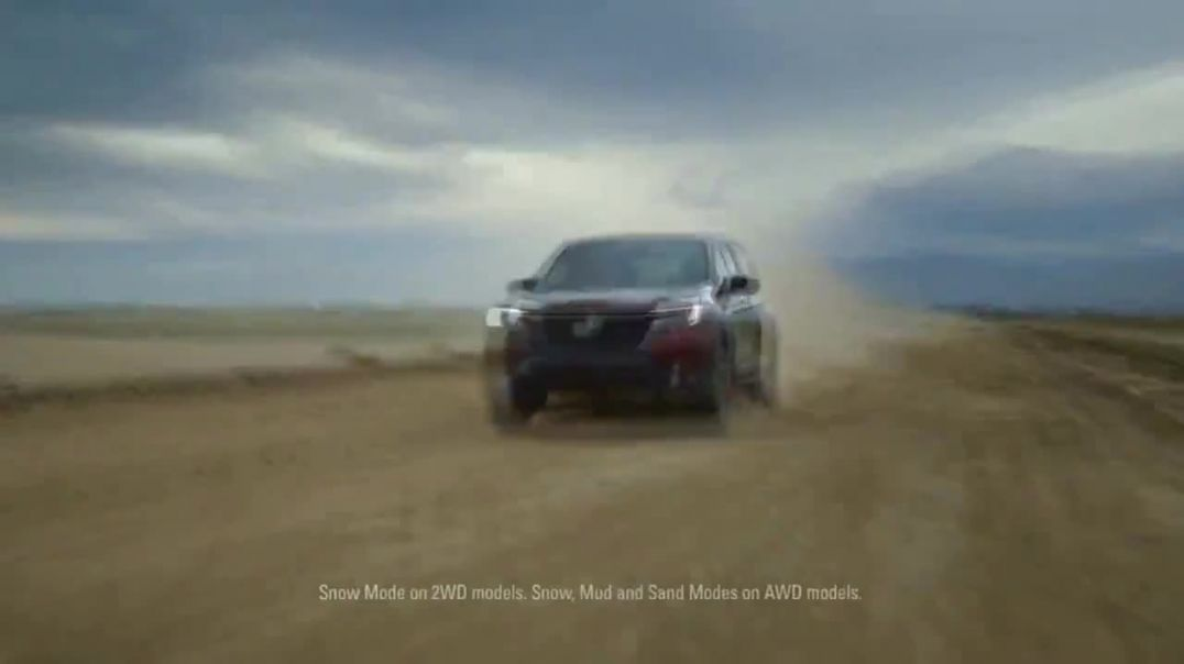 2019 Honda Passport TV Commercial Ad 2020, Built For Campouts