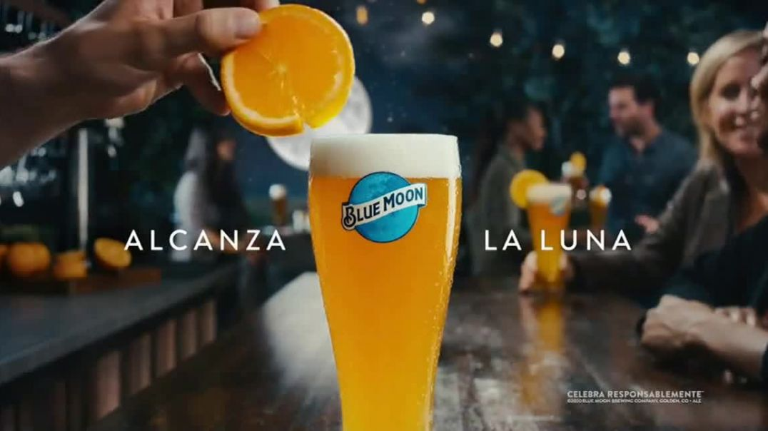 Blue Moon TV Commercial Ad 2020, Un sabor más allá de lo ordinario