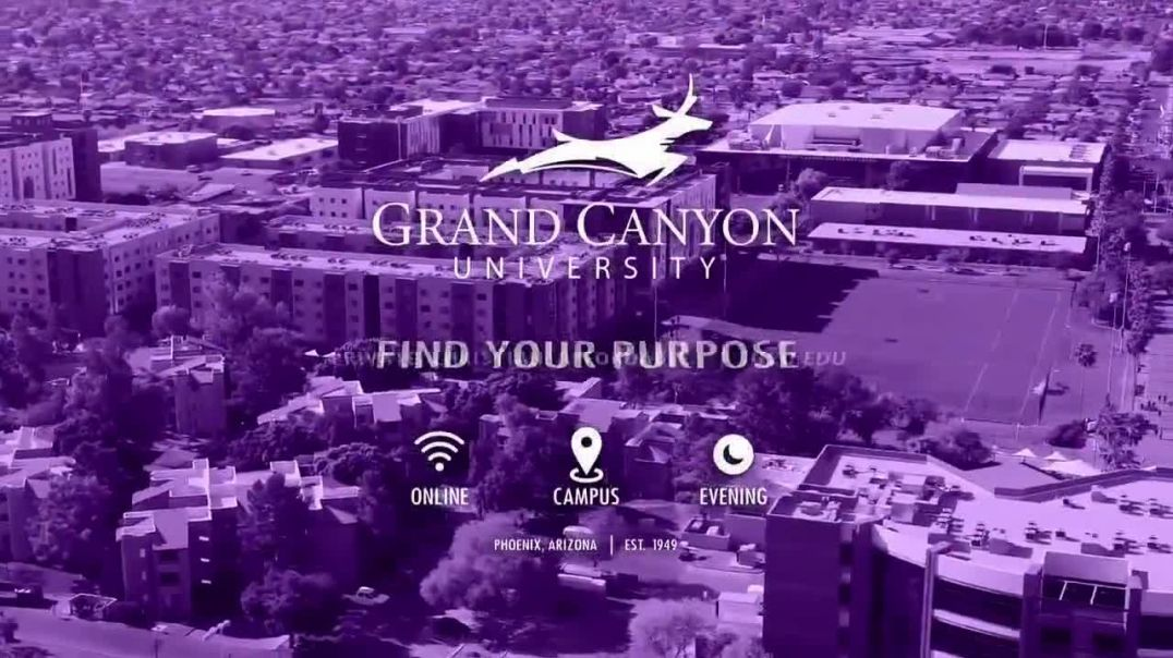 Grand Canyon University TV Commercial Ad 2020, Everyone Has a Purpose