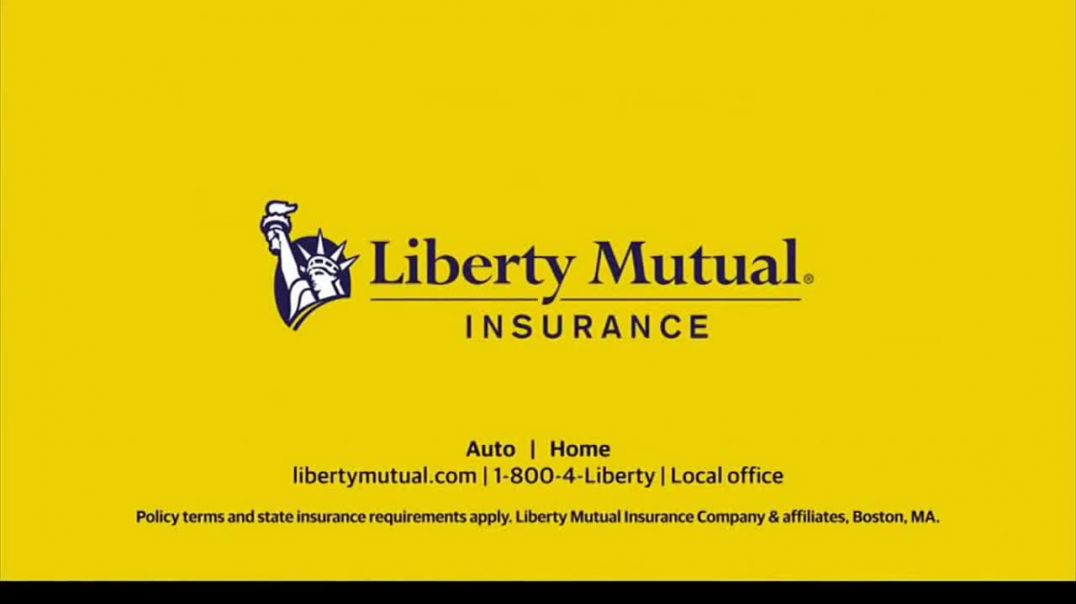 Liberty Mutual TV Commercial Ad 2020, Interruption Great Day