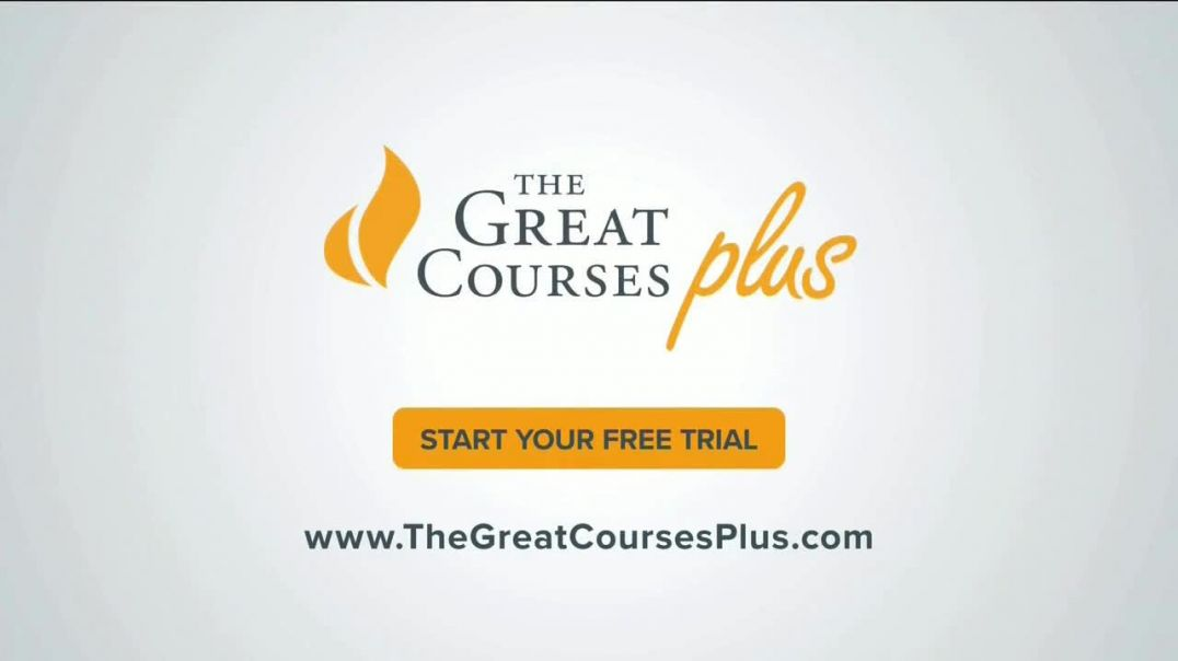 The Great Courses TV Commercial Ad 2020, Building Skills on the Go