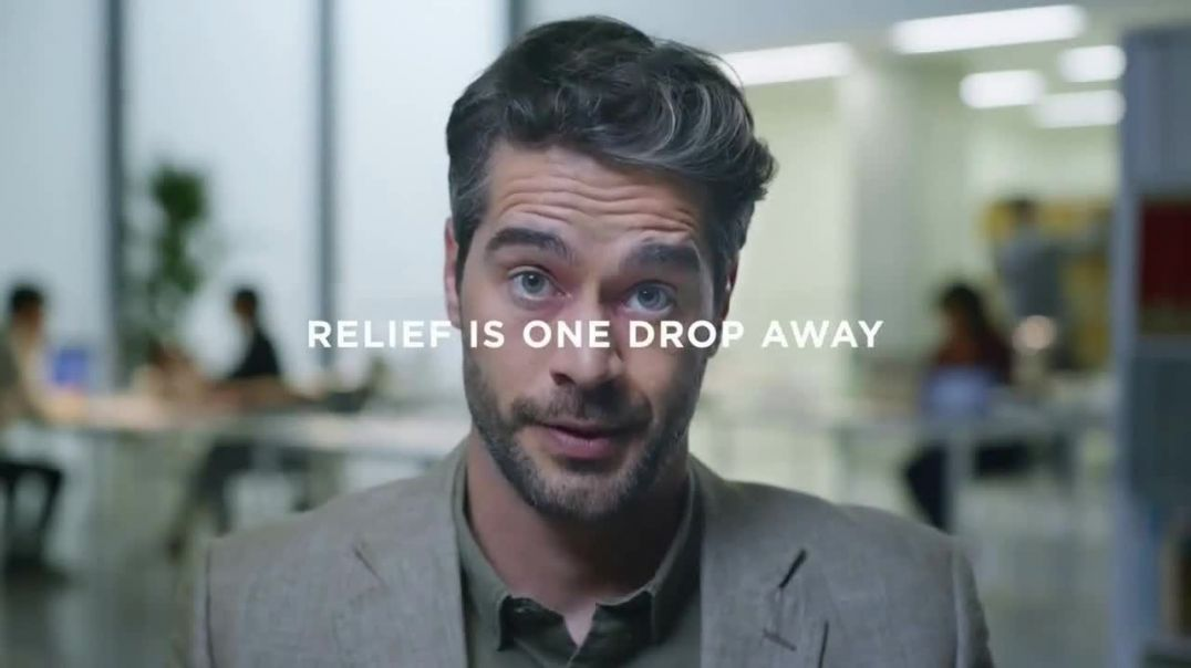 Alcon Pataday TV Commercial Ad 2020, One Drop Away