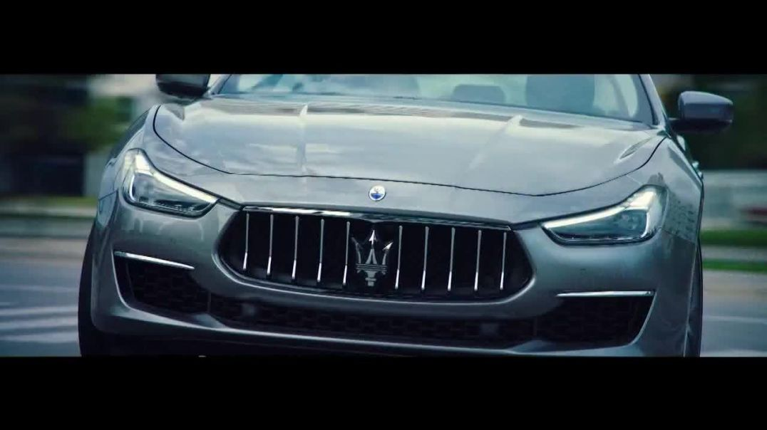 Maserati TV Commercial Ad 2020, Experience the Thrill