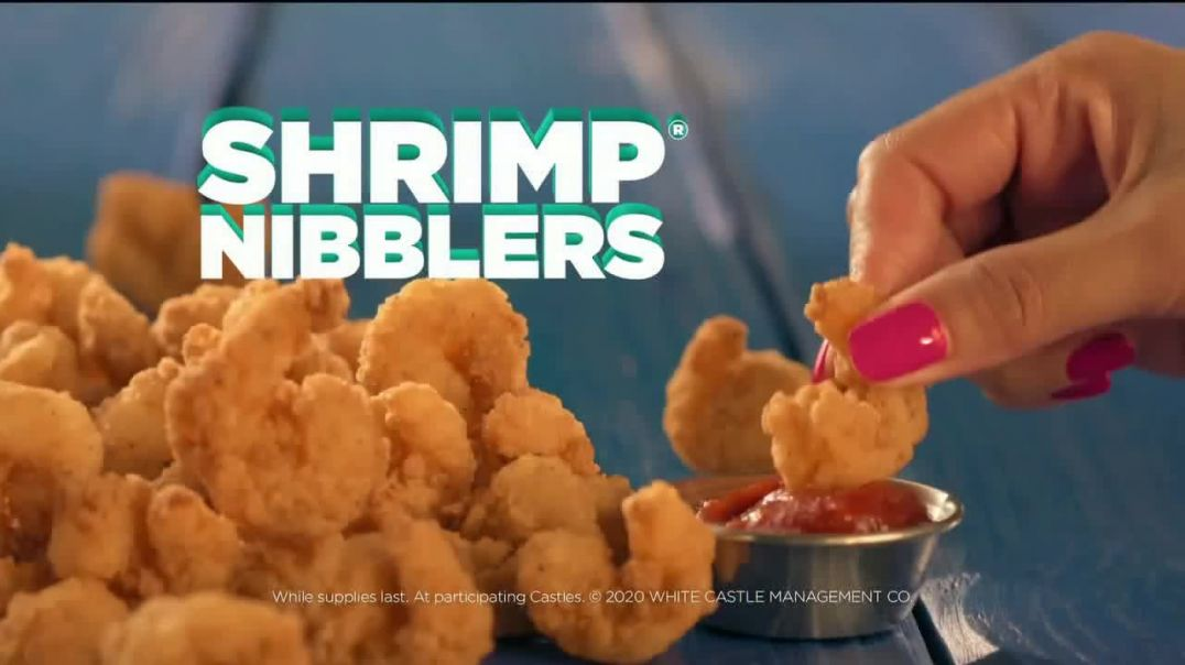White Castle Shrimp Nibblers TV Commercial Ad 2020, Good Old Willy