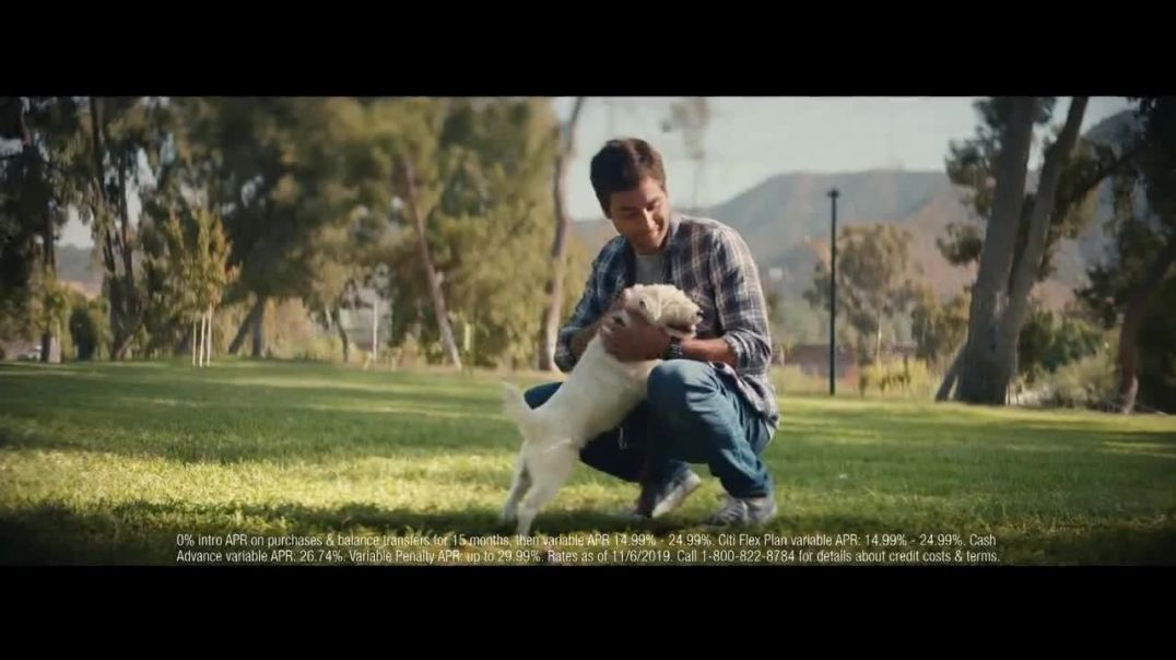 Citi Rewards+ TV Commercial Ad 2020, Dog Song by Buddy Holiday