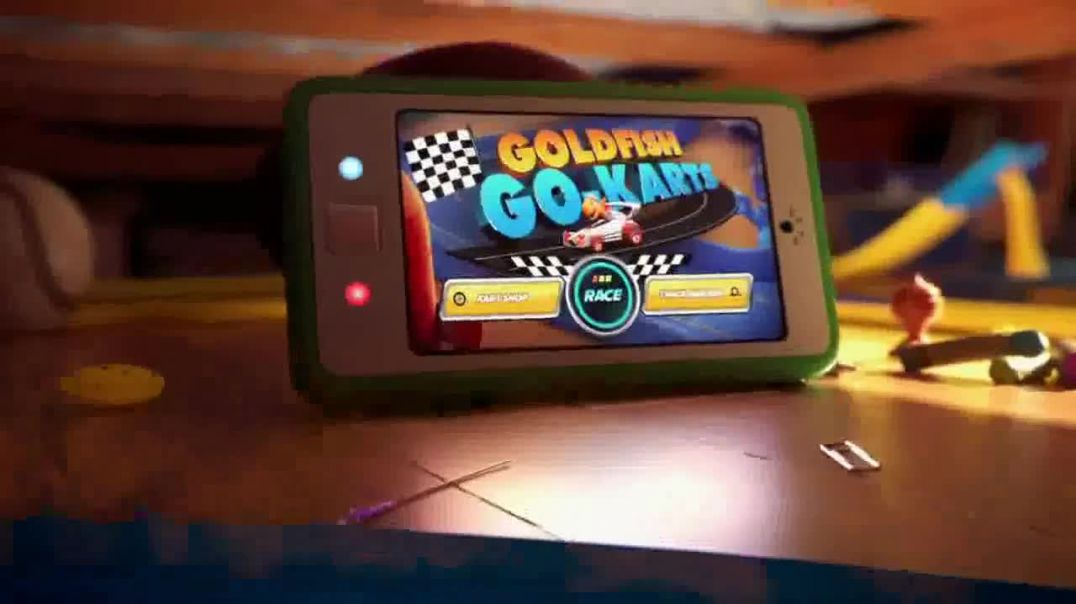 Goldfish GoKarts TV Commercial Ad 2020, Need for Speed