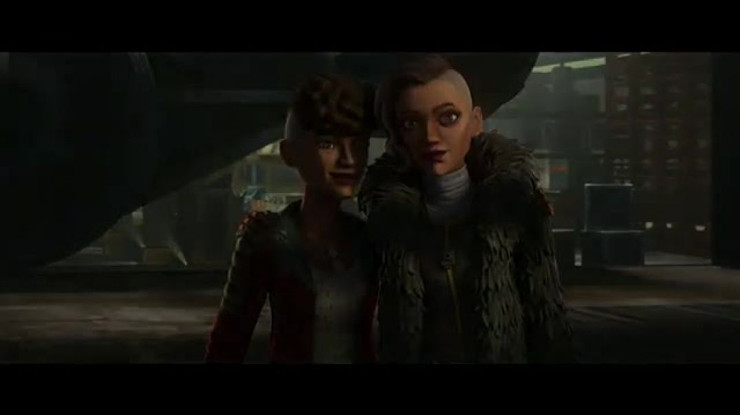 Disney+ TV Commercial Ad 2020, Star Wars The Clone Wars
