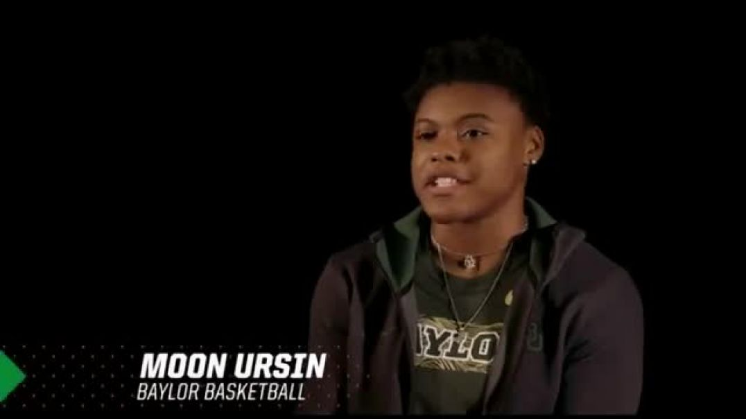 Big 12 Conference TV Commercial Ad 2020, Champions For Life Moon Ursin