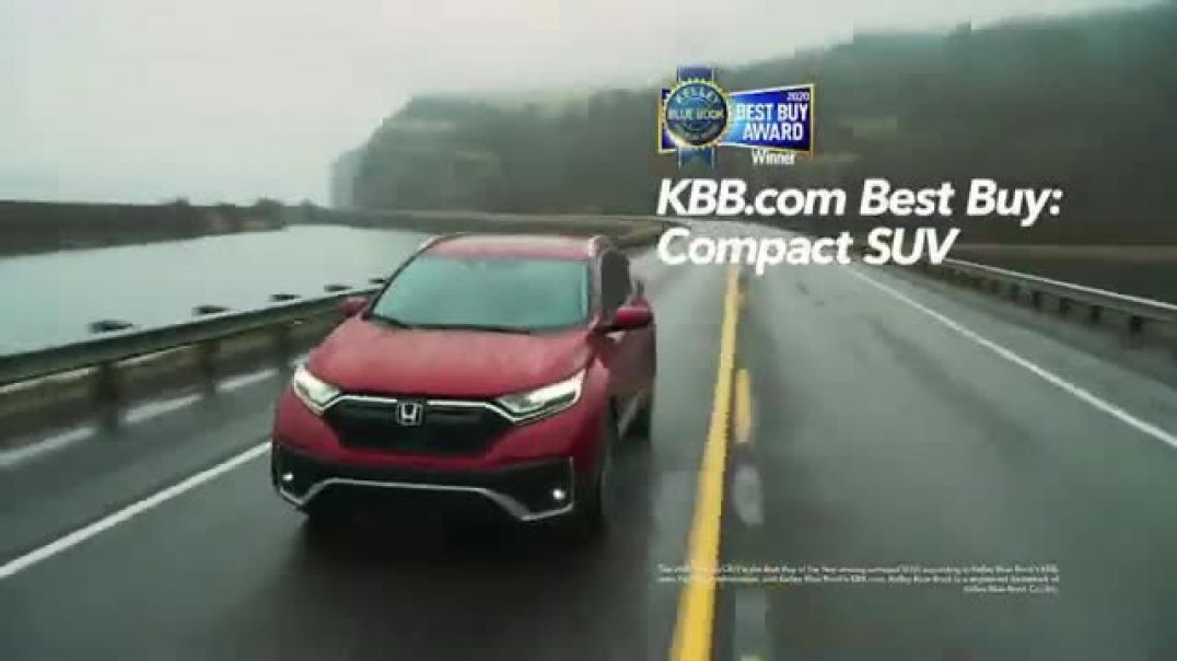 2019 Honda CRV TV Commercial Ad 2020, Adventure Awaits