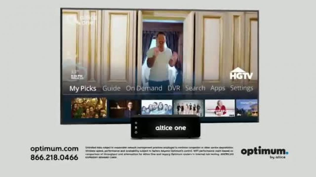 Optimum Altice One Presidents Day Sale TV Commercial Ad 2020, Talking Paintings Gift Card