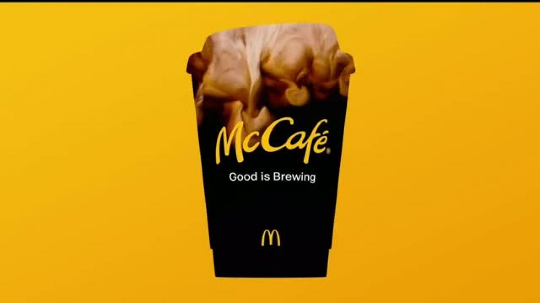 McDonalds McCafe TV Commercial Ad 2020, Imagine