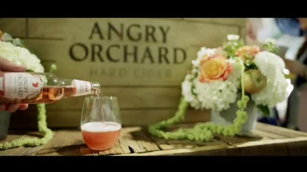 Angry Orchard Rose TV Commercial Ad 2020, NBC Kentucky Derby Rose Club Ft  Johnny Weir