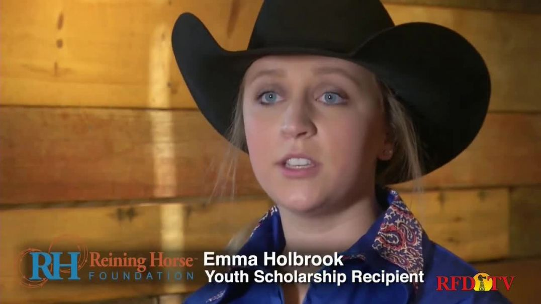 Reining Horse Foundation TV Commercial Ad, Honoring Our Reining Community Advert 2020