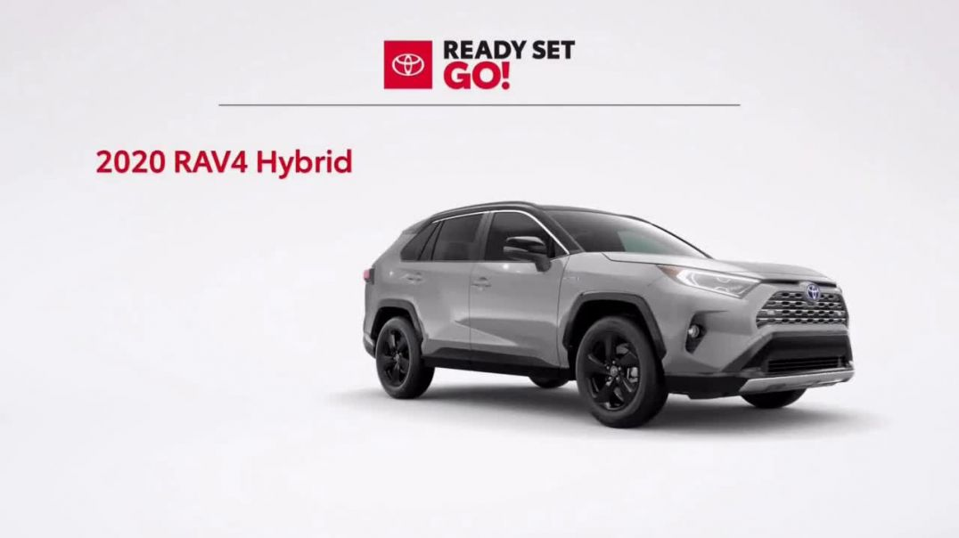 Toyota Ready Set Go! TV Commercial Ad, Imagine Yourself Advert 2020