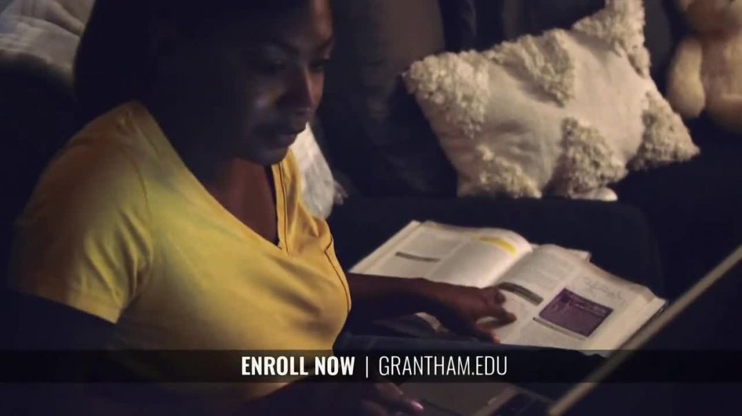 Grantham University TV Commercial Ad, Transforming Lives Advert 2020
