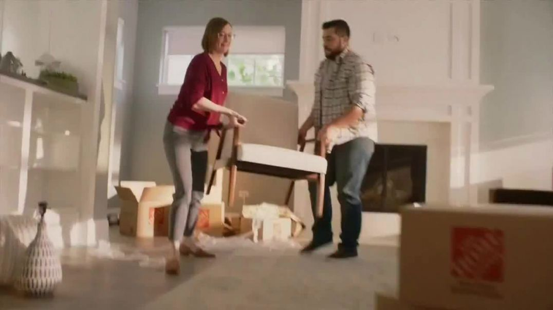 The Home Depot TV Commercial Ad, Decor Like Never Before Free Delivery Advert 2020