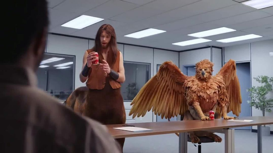 CocaCola Cherry Vanilla TV Commercial Ad, Focus Group Additional Thoughts Advert 2020