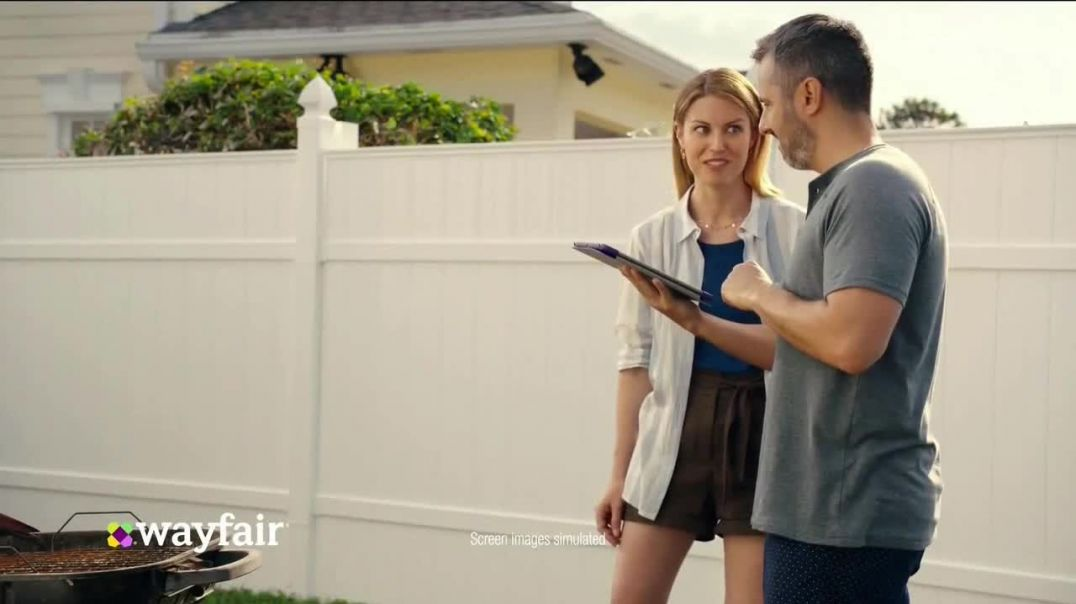 Wayfair TV Commercial Ad, The Perfect Outdoor Spot Advert 2020