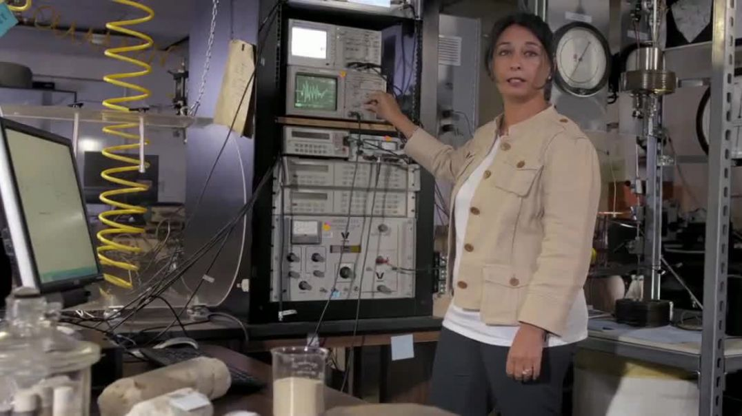 Stanford University TV Commercial Ad, The Next Great Discovery Low Cost Instruments, Rock Physics Ad