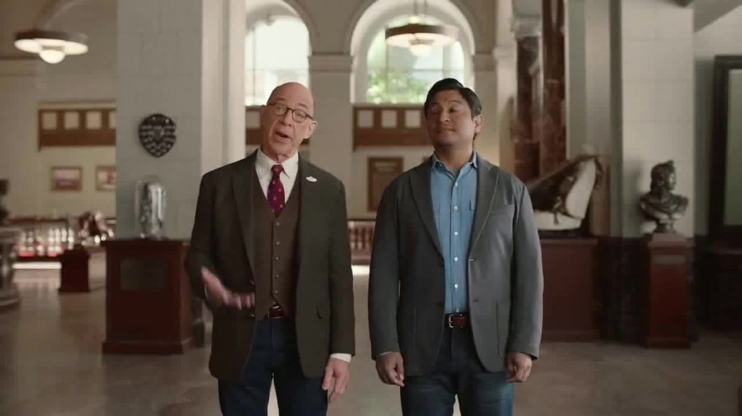 Farmers Insurance TV Commercial Ad, Wall of Claims Featuring JK Simmons Advert 2020
