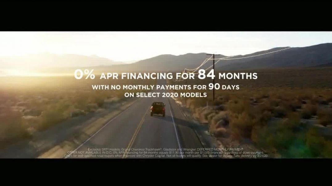 Jeep TV Commercial Ad, Full Line Drive Forward Song by OneRepublic Advert 2020