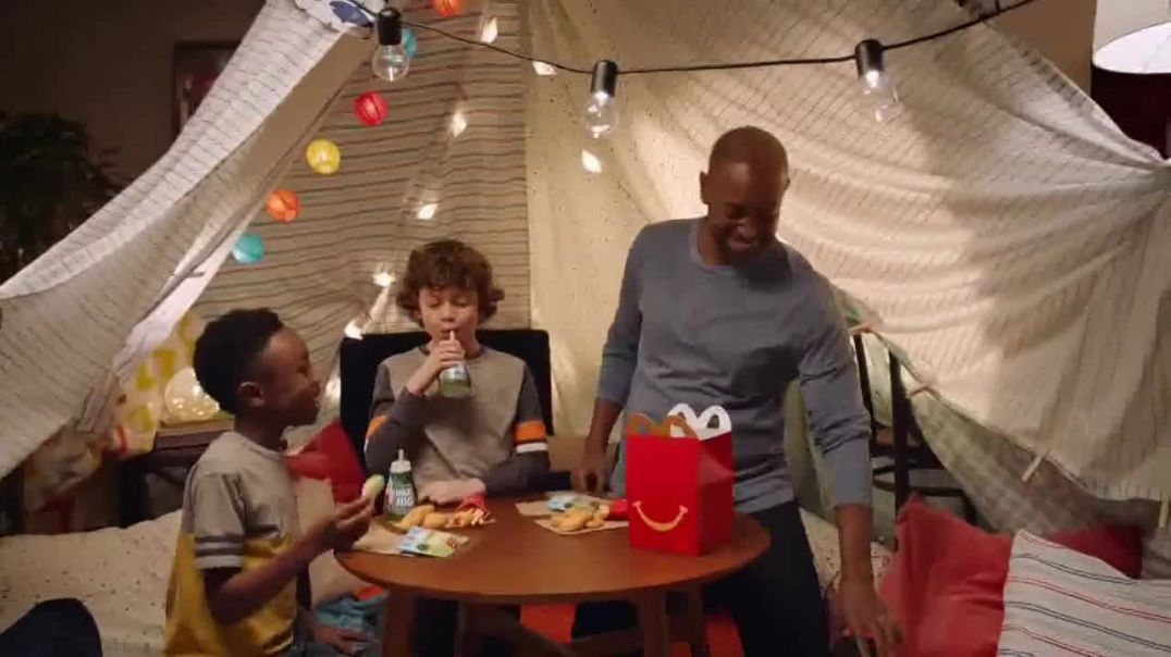 McDonalds Happy Meal TV Commercial Ad, Beyblade Burst Advert 2020