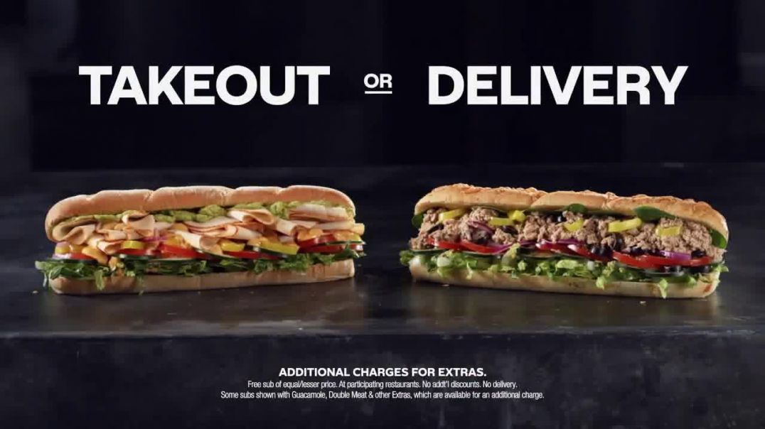 Subway Family Takeout Special TV Commercial Ad, Still Serving Advert 2020
