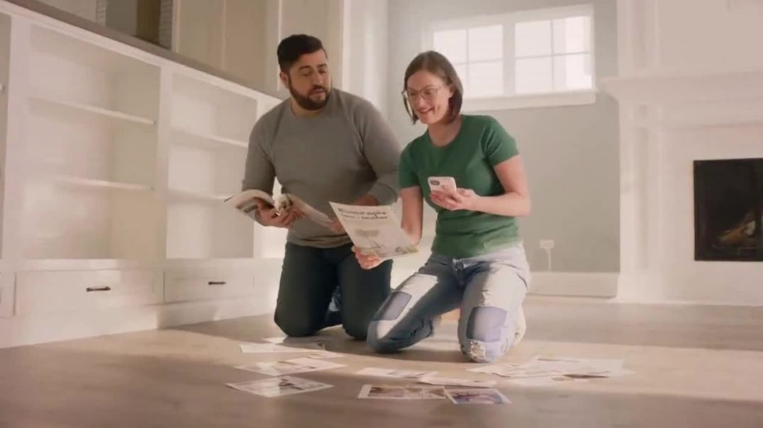 The Home Depot TV Commercial Ad, Think You Know Advert 2020