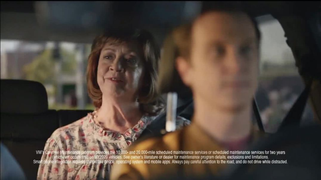 Volkswagen Not So Standard Spring Event TV Commercial Ad, Test Drive Advert 2020