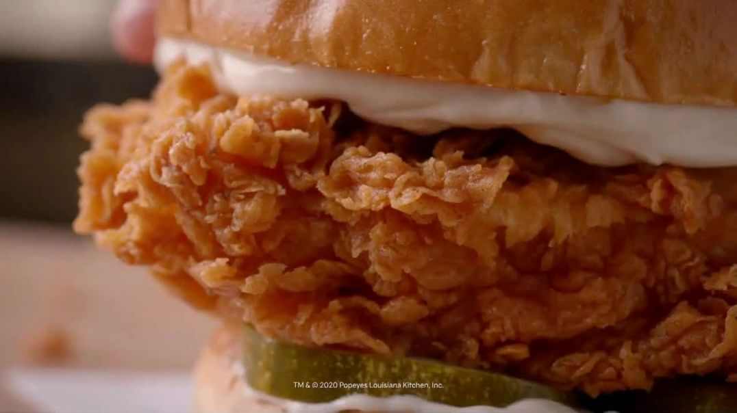 Popeyes TV Commercial Ad, Fans Are Family Advert 2020