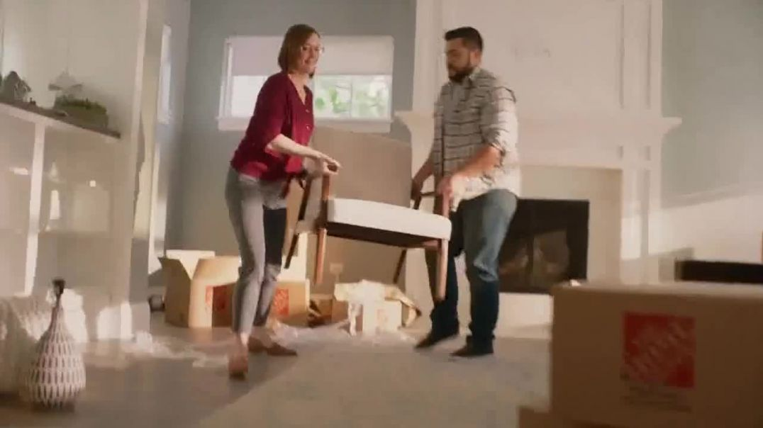 The Home Depot TV Commercial Ad, Completa tu sala Advert 2020
