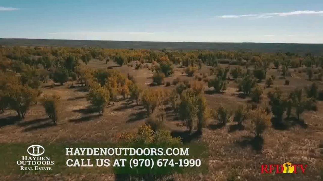 Hayden Outdoors TV Commercial Ad 2020, Purchase Your Next Property