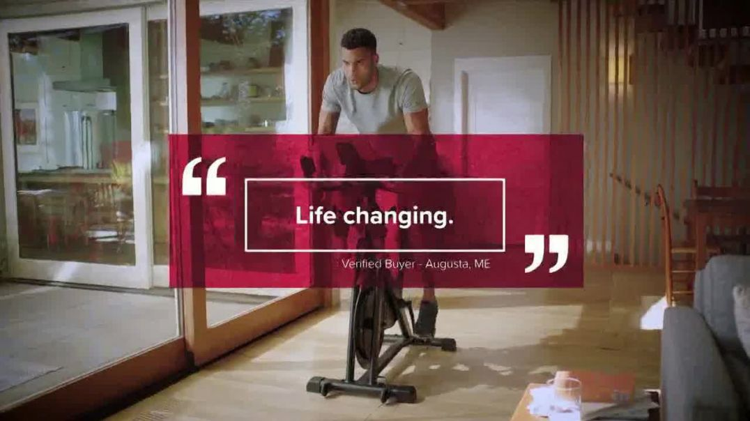 Bowflex Bike TV Commercial Ad 2020, Riders Are Talking