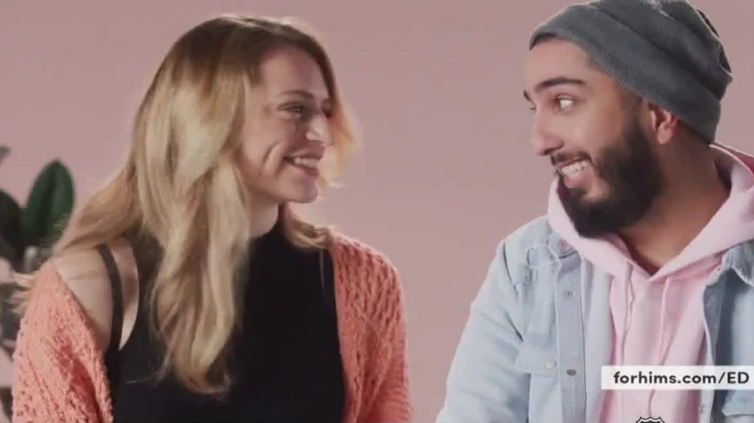 Hims TV Commercial Ad 2020, Real Couples In the Mood