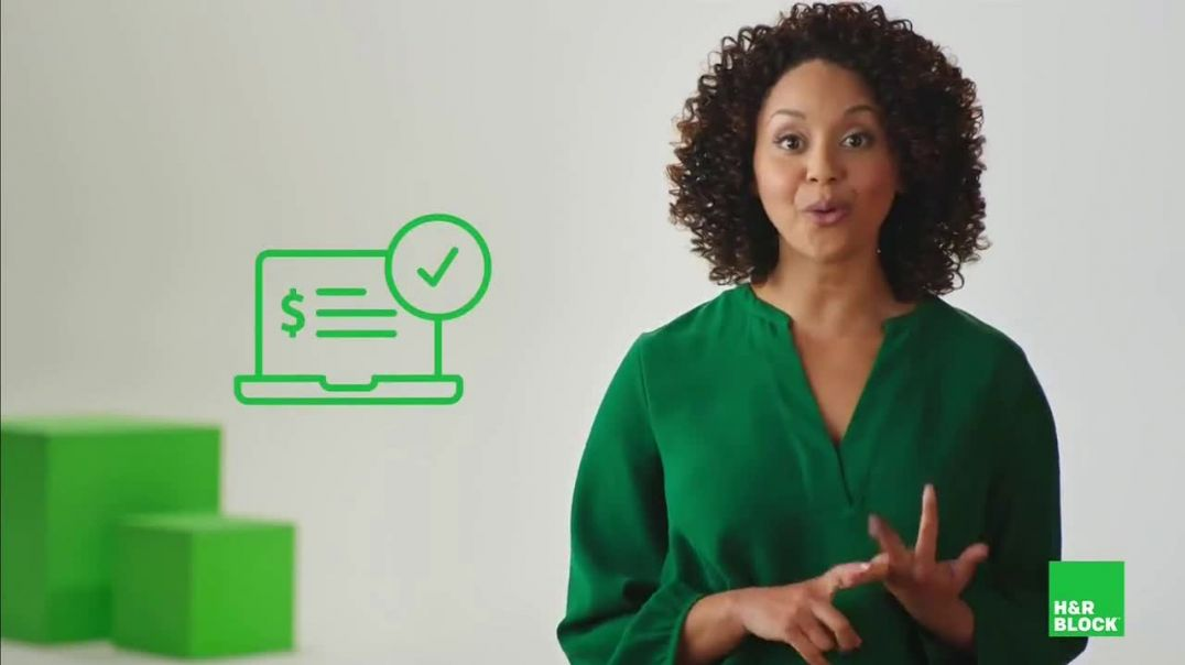 H&R Block TV Commercial Ad 2020, A Lot Going On