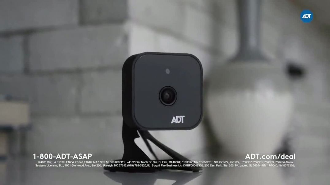 ADT TV Commercial Ad 2020, These Things Combined 30 Percent Off Featuring Jonathan and Drew Scott