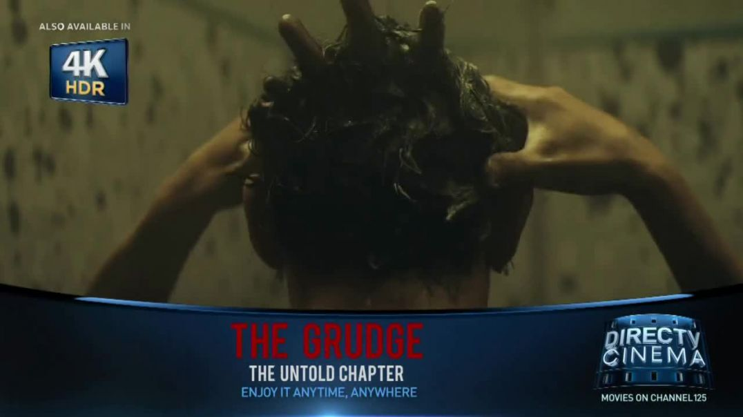 DIRECTV Cinema TV Commercial Ad 2020, The Grudge