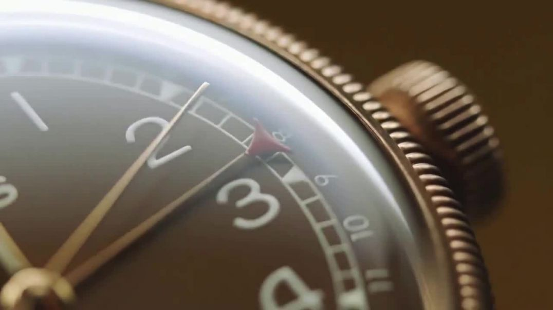 Oris Big Crown Pointer Date TV Commercial Ad 2020, The Bronze Age Returns