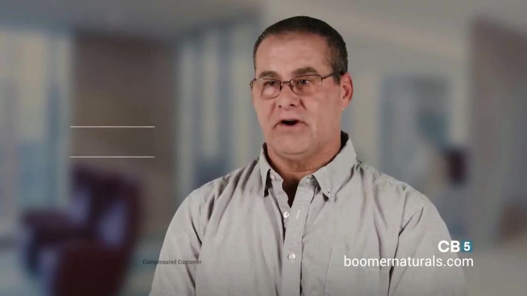 Boomer Naturals CB5 TV Commercial Ad 2020, Direct From Mother Nature
