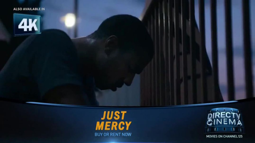 DIRECTV Cinema TV Commercial Ad 2020, Just Mercy