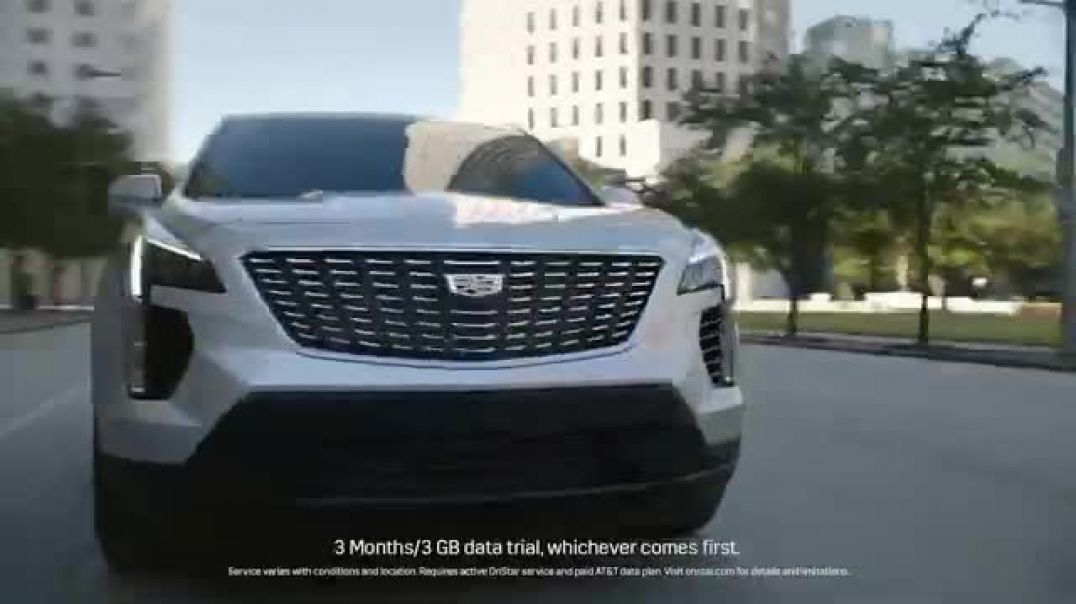 Cadillac Move Up Sales Event TV Commercial Ad 2020, Move Up to Cadillac Song by DJ Shadow Ft  Run th