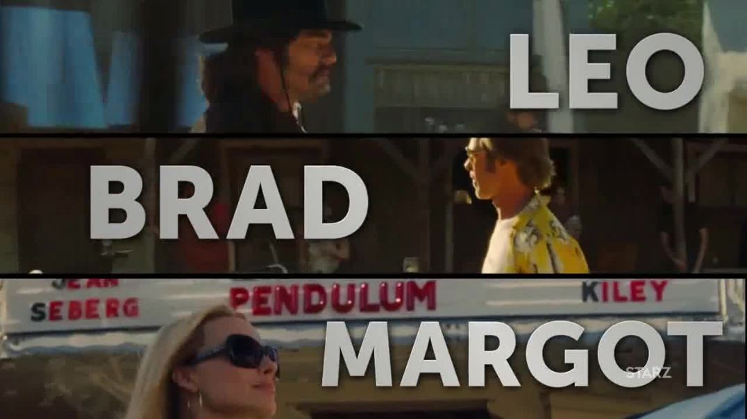 Starz Channel TV Commercial Ad 2020, Once Upon a Time in Hollywood